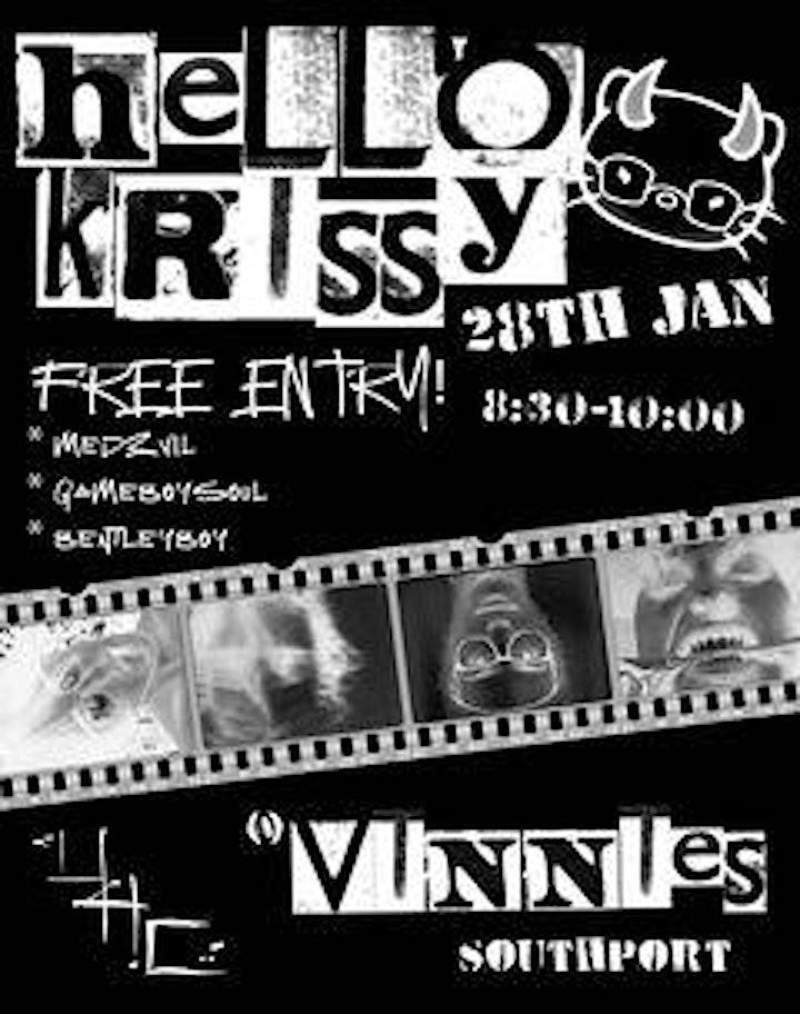 Hello Krissy presents 'Punks Underground' image