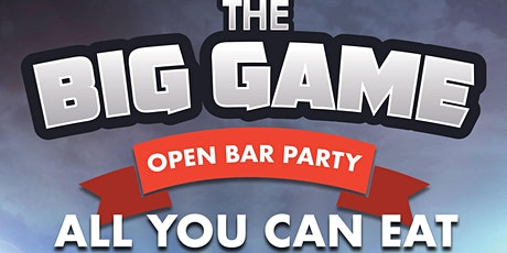 The Big Game at Senor Frogs tickets