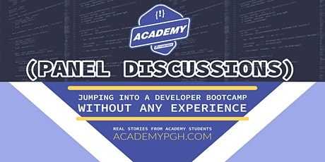 Panel Discussions: Jumping Into a Developer Bootcamp Without Any Experience tickets