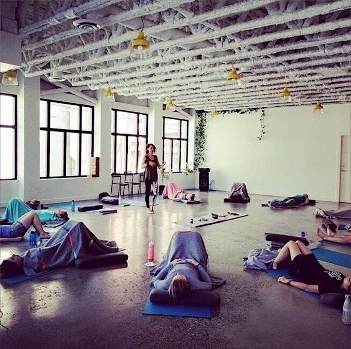 ONLINE Breathwork Class ~ An Active Meditation image