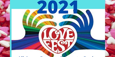 2021 Love Fest - A Virtual Valentine's Experience tickets