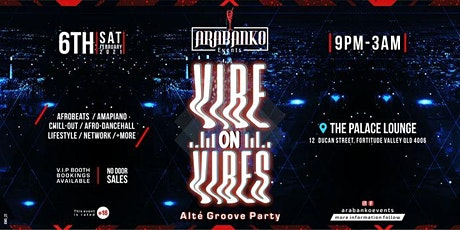 Vibe on Vibes ~ Alte  Groove Party tickets