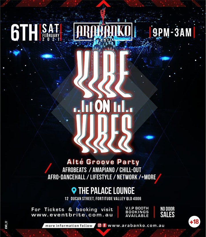Vibe on Vibes ~ Alte  Groove Party image