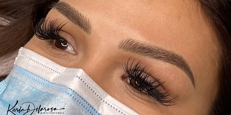 Las Vegas Advanced 6D Microblading + Fluffy Brow  Workshop tickets