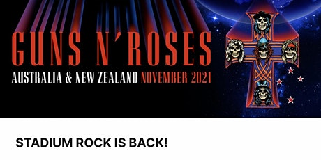 Copy of Guns and Roses Adelaide tickets