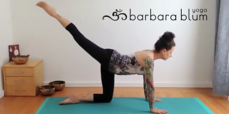 Yoga with Barbara Blum tickets