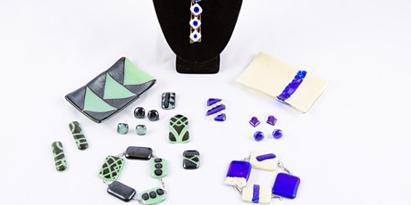 Kiln Forming: Jewelry Set Workshop | 2021 tickets