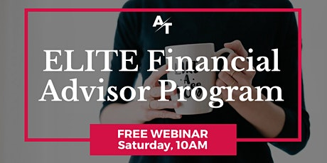 ELITE Financial Advisor Program tickets