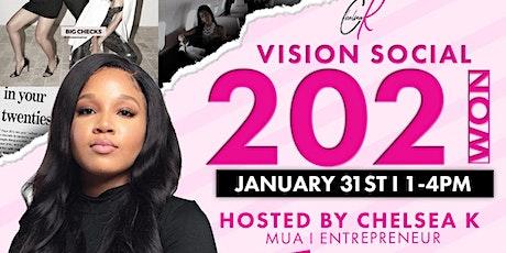 2021 Vision Social tickets