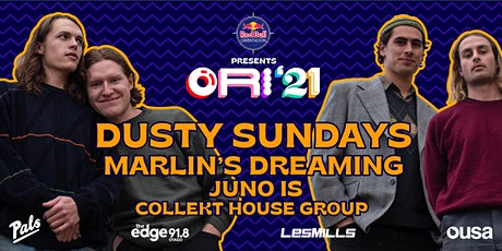 Dusty Sunday: Marlin's Dreaming, Juno Is, Collekt House Group tickets
