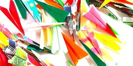 ZOOM Craft Kit, Songs & Stories  with KIMIKO - Paper Planes tickets