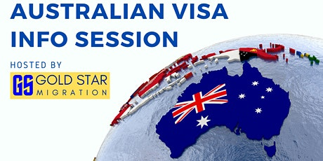 Australian Visa Information Session tickets