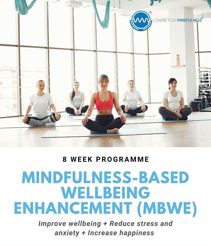 Mindfulness-Based Wellbeing Enhancement (MBWE) - March 2021 image