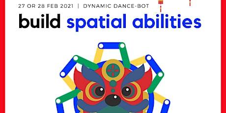 Dynamic Dance Bot tickets