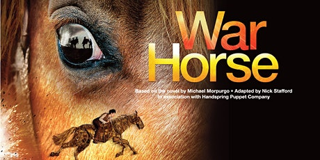 National Theatre Live: War Horse tickets