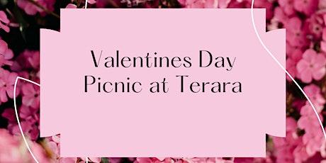 Valentines Day Picnic at Terara Riverside Gardens tickets