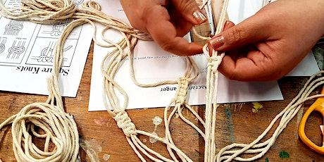 Come and try - Clay and Macrame! tickets