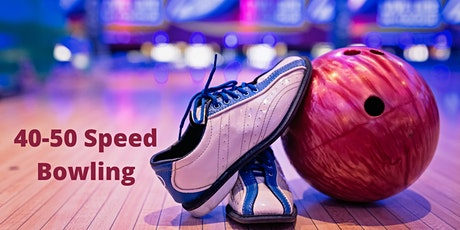 40 -50 Speed Bowling tickets