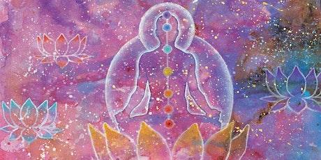 Chakra Healing Webinar tickets