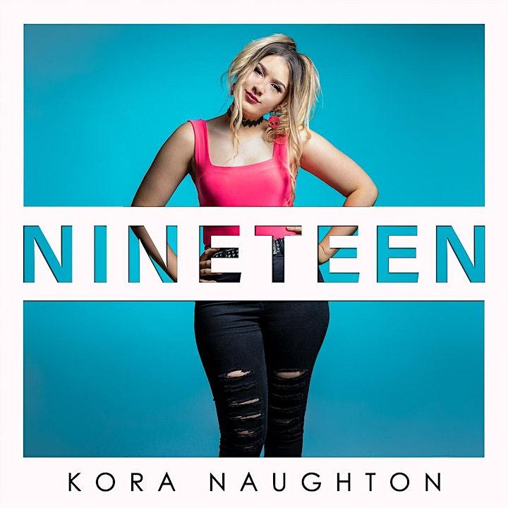The NINETEEN Album Launch - Kora Naughton image