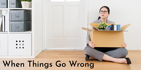 When Things Go Wrong tickets