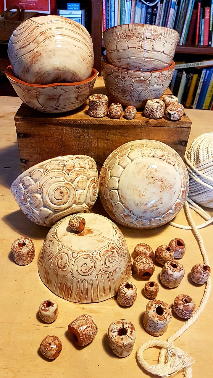 Come and try - Clay and Macrame! image