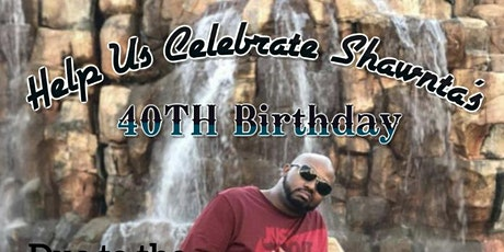 Shawnta's 40th Surprise Virtual Party tickets