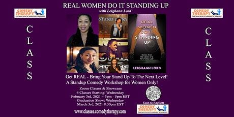 Real Women Do It Standing Up with Leighann Lord tickets