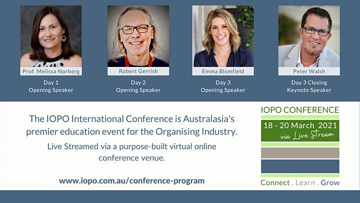 The IOPO Connection Event - Conference Q&A image