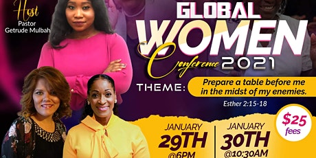 Global Women Conference tickets