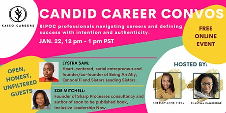 Candid Career Convos tickets