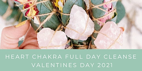 Valentines Day Heart Healing One Day Juice Cleanse + live sound bath tickets
