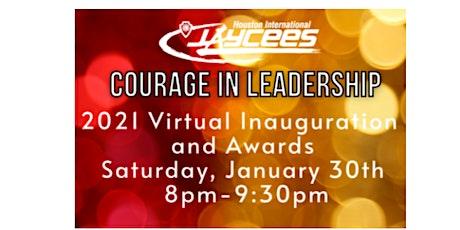 HIJ  2021 Virtual Inauguration & 2020 Awards tickets