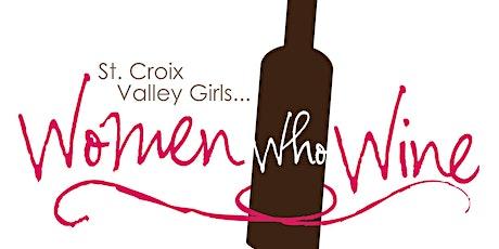 Women Who Wine tickets