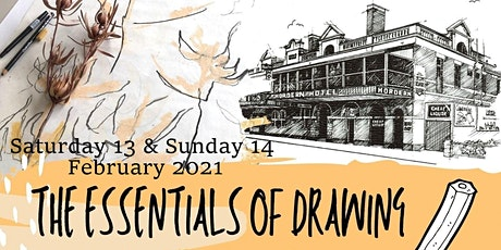 Drawing Essentials Workshop tickets