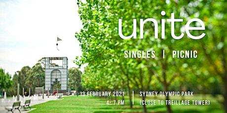 Unite Singles Picnic tickets