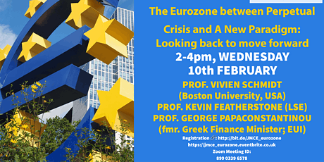 The Eurozone between Perpetual Crisis and A New Paradigm tickets