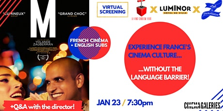 Virtual Movie Night #6: «M» + Q&A with the director tickets