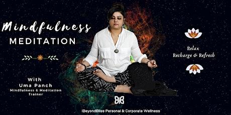Global Mindfulness Meditation (Online) tickets