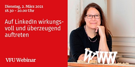 VFU Webinar am  02.03.2021 (online) Tickets