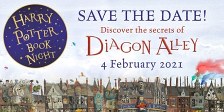 Gateshead Libraries Virtual Harry Potter Book Night tickets