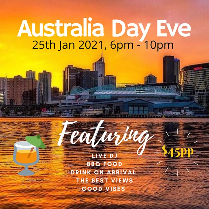 Australia Day - ON THE WATER image