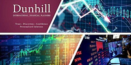 Dunhill Financial - 3rd Quarter Economic Update 2021 tickets