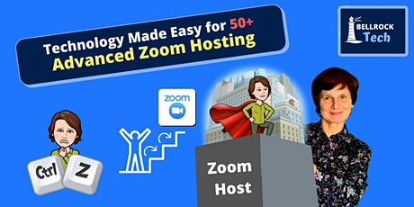 Advanced Zoom Hosting Training for Professionals tickets