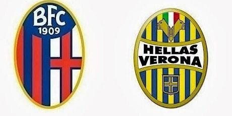 LIVE@!.Bologna - Verona in. Dirett 2021 biglietti