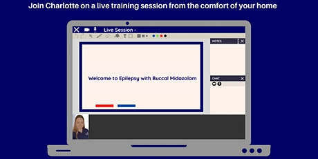 Epilepsy Awareness with Buccal Midazolam (virtual training) tickets