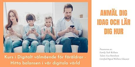 Digitalt välmående - Hitta balansen i vår digitala värld ingressos