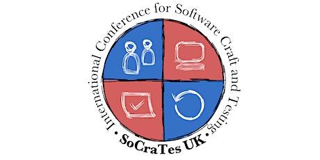SoCraTes UK 2021 Digital Winter tickets