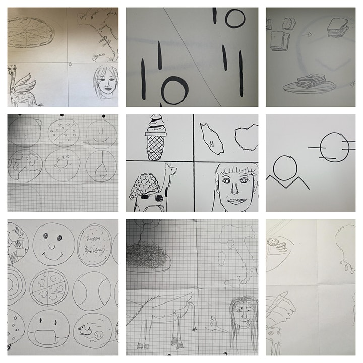 The Drawing Game  - free online class image