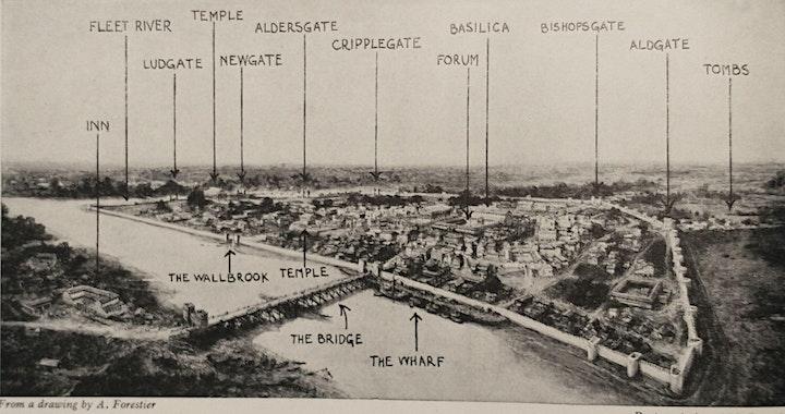 THE ARCHAEOLOGY OF LONDON BRIDGE & SOUTHWARK VIRTUAL WALK image
